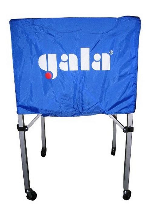 Тележка для волейбольных мячей Gala на 25-30 шт 2331082/XX41009 сине-белая