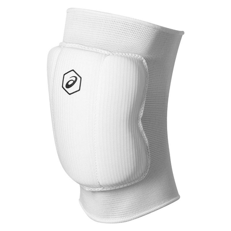Наколенники волейбольные Asics Basic Kneepad 146814-0001 белые