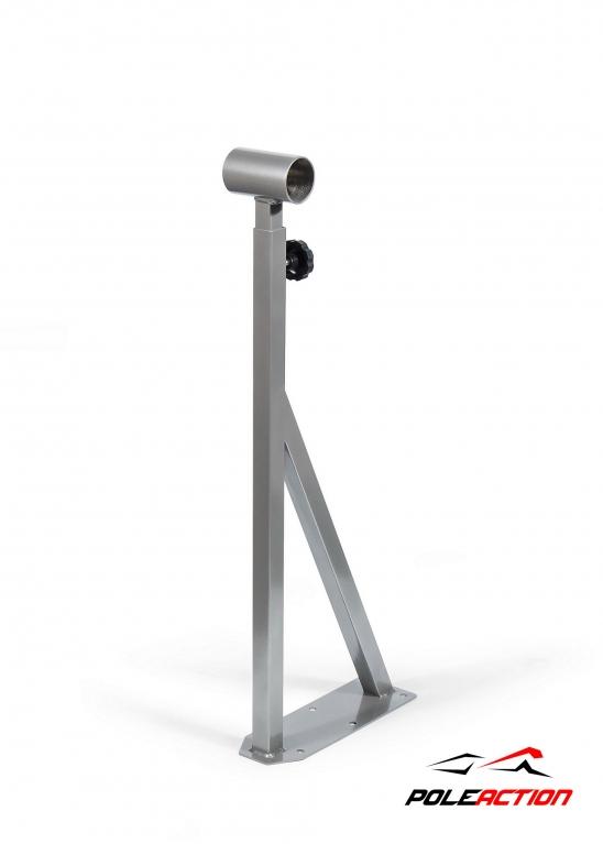 Купить Модель №11 - стойка балетногостанка Poleaction с регулировкой высоты (серебристый) 626,
