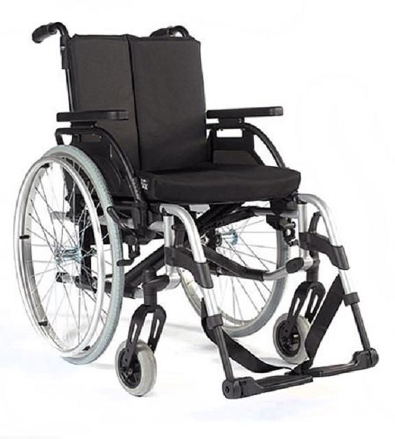 Инвалидная коляска Titan Deutschland Gmbh Breezy Rubix2 LY-710-0740
