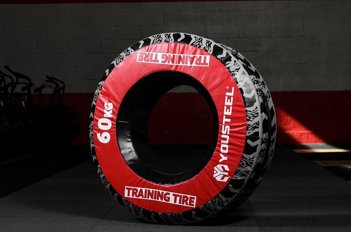 Шина спортивная YouSteel Training Tire 60 кг