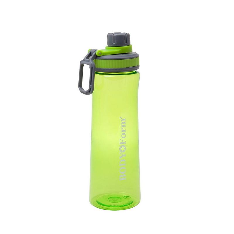 Купить Спортивная бутылка Body Form BF-SWB11-650 зеленый,