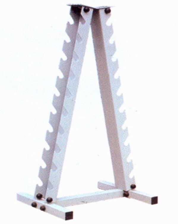 Купить Стойка для гантелей вертикальная (на 10 пар) Johns R 912,