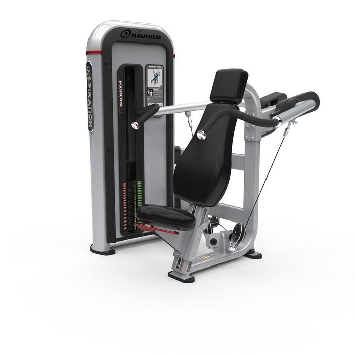 Купить Тренажер для мышц плеча под наклоном Nautilus CHF/9-IPSP3,