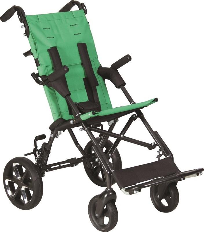 Кресло-коляска Titan Deutschland Gmbh Patron Corzo Xcountry (в компл.-5-точечный ремень) LY-170-Corzo X