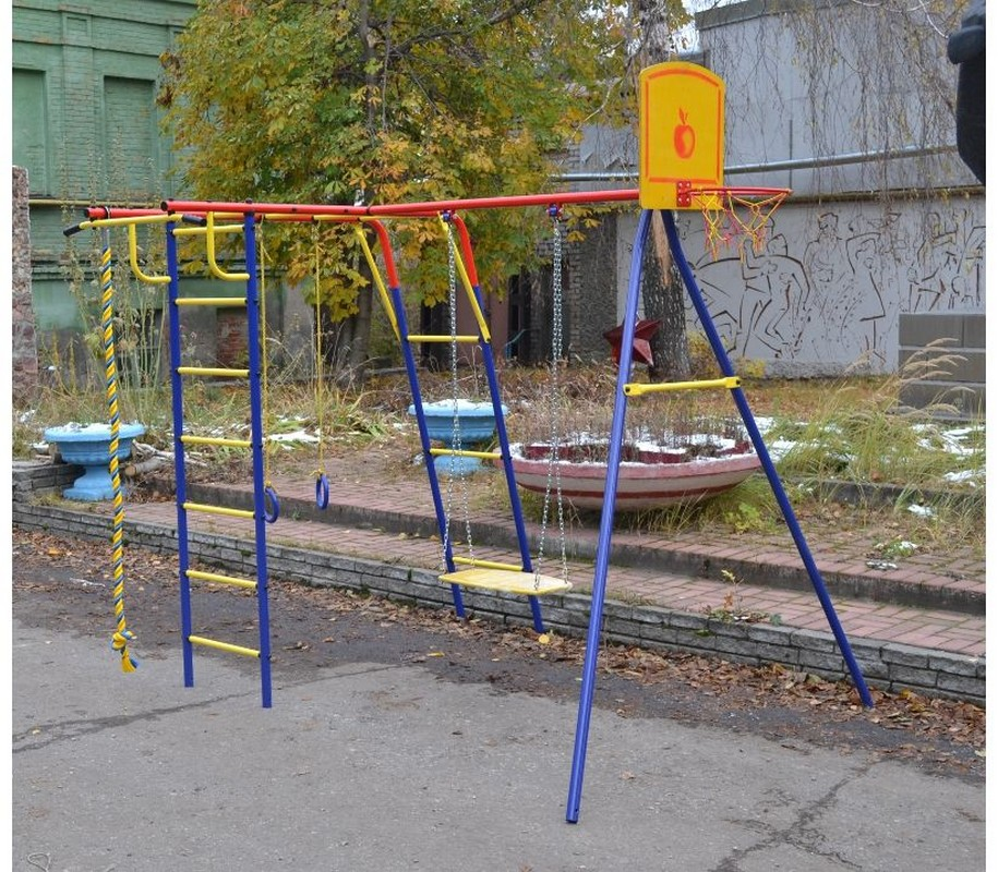Детский спортивный комплекс Пионер Шалун ЦК детский спортивный комплекс пионер дачный юла цк 1529
