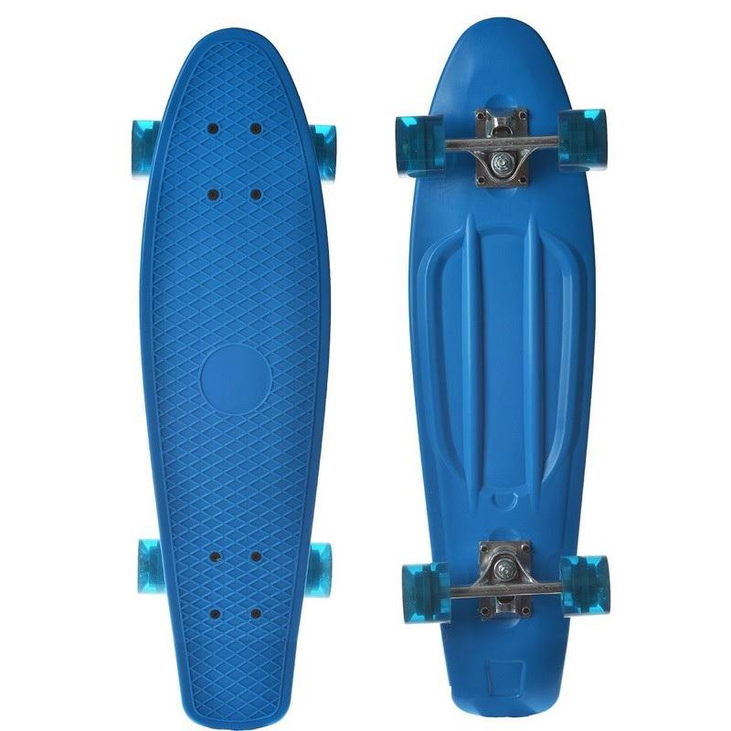 Скейтборд Action PW-515 пенни борд 41 см