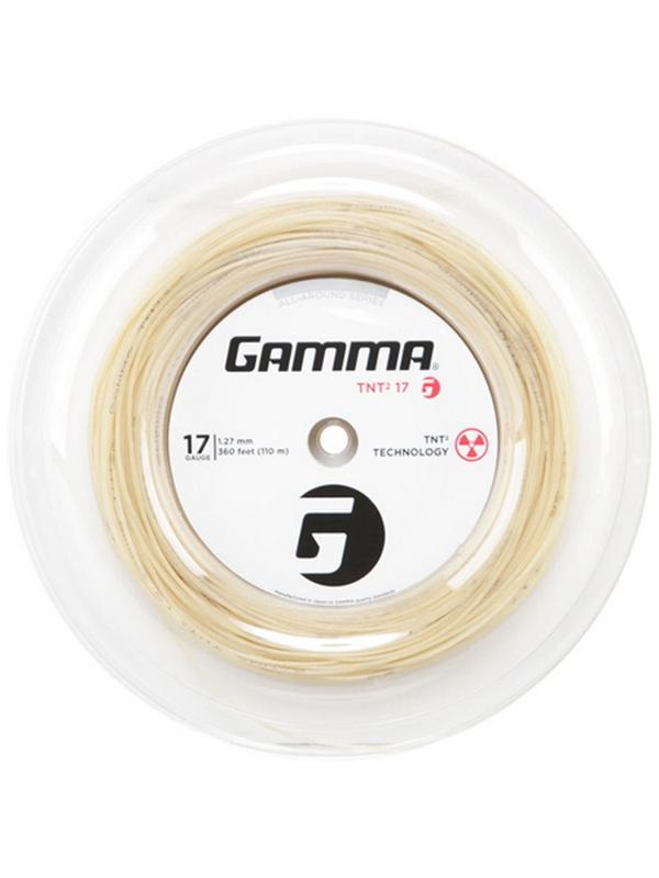 Катушка струн Gamma TNT2 17/1.27 Natural 110 м natural polymer