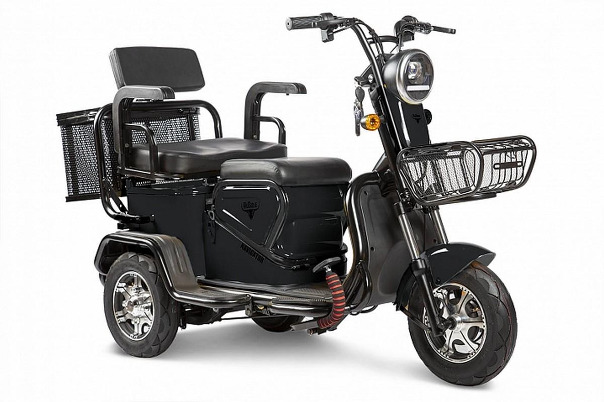 Пассажирский трицикл RuTrike Навигатор 022658-2350 черный