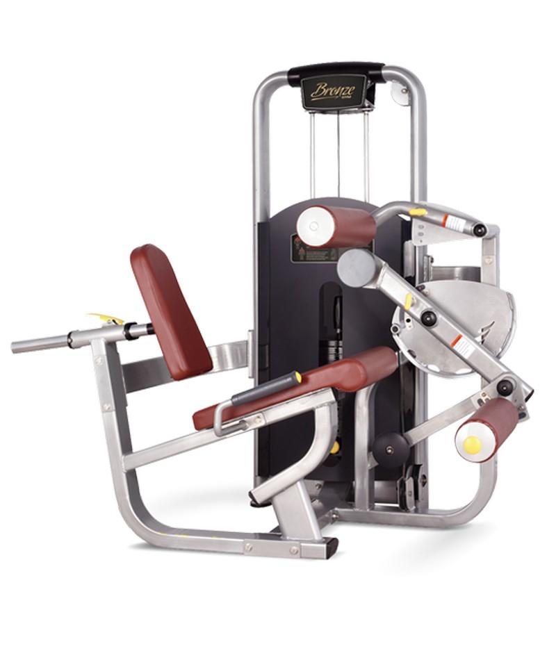 Купить Сгибание ног сидя Bronze Gym MV-013,