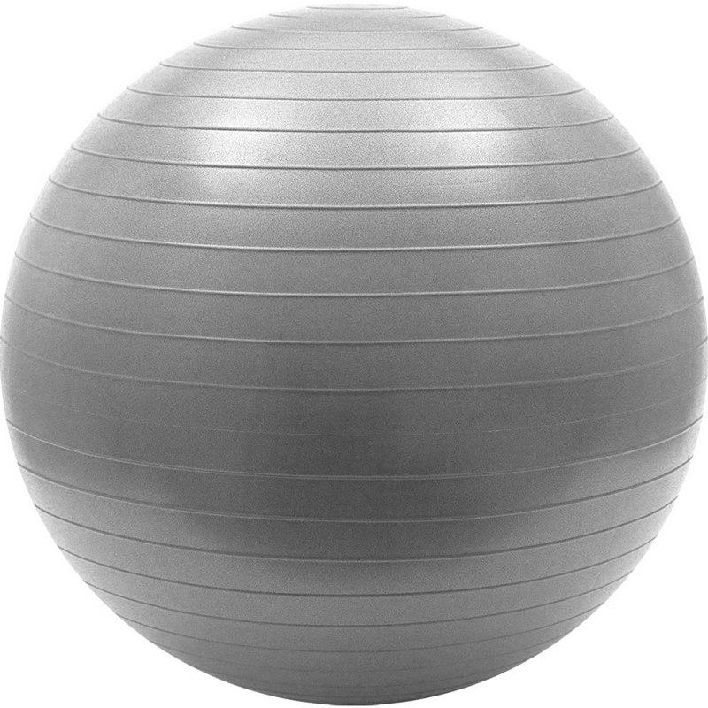 Купить Мяч гимнастический Anti-Burst 55 см FBA-55-6, серый, NoBrand