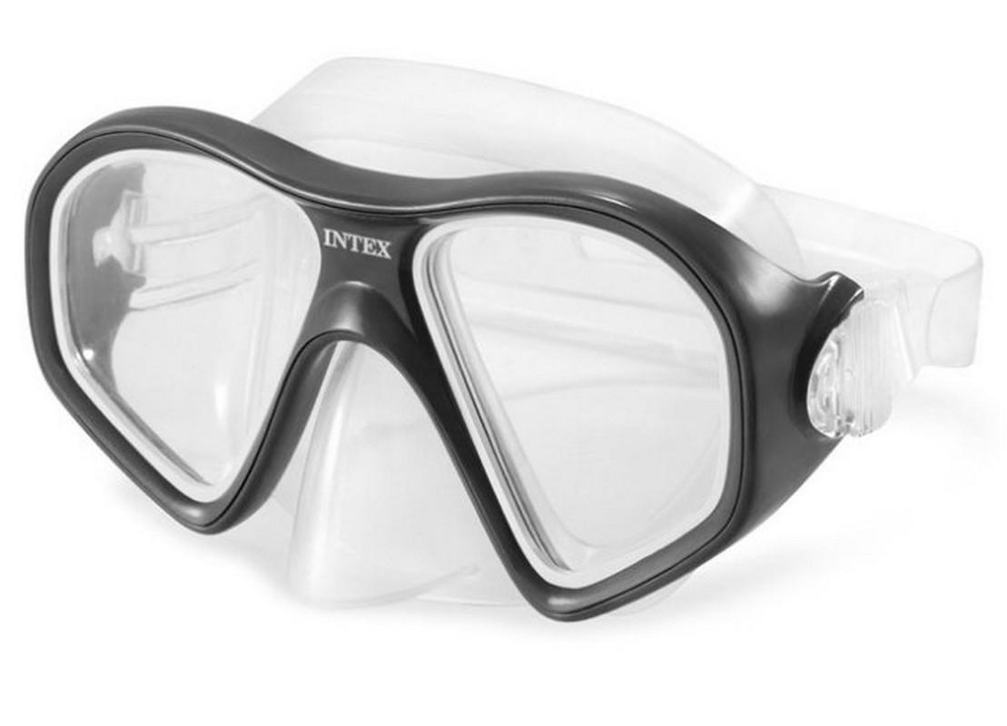 Купить Маска для плавания Intex Reef rider 14+ 55977,