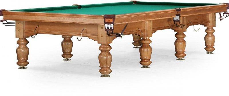 Купить Бильярдный стол для русского бильярда Classic II 12 ф 55.996.12.2 ясень, NoBrand