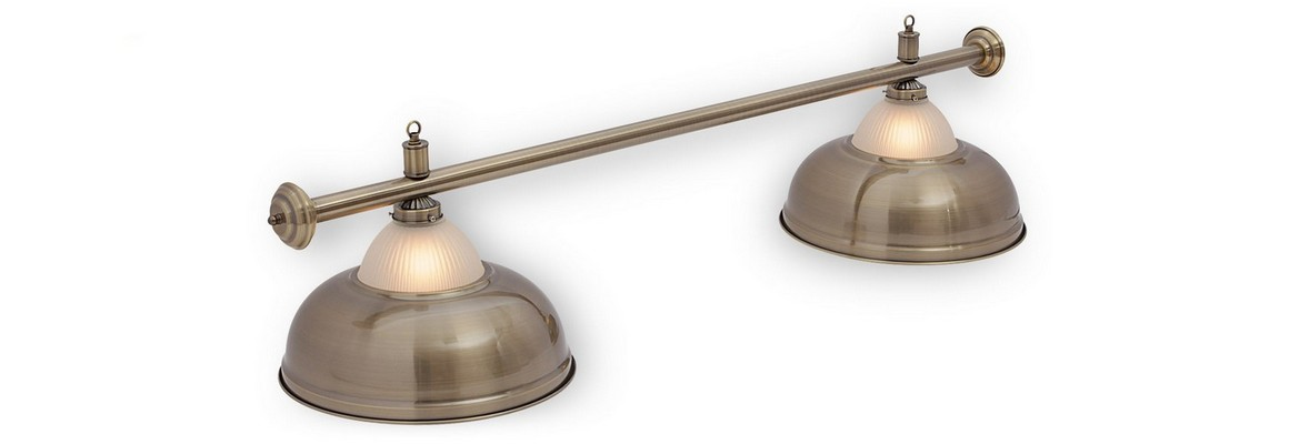 Светильник Fortuna Crown Bronze 2 плафона