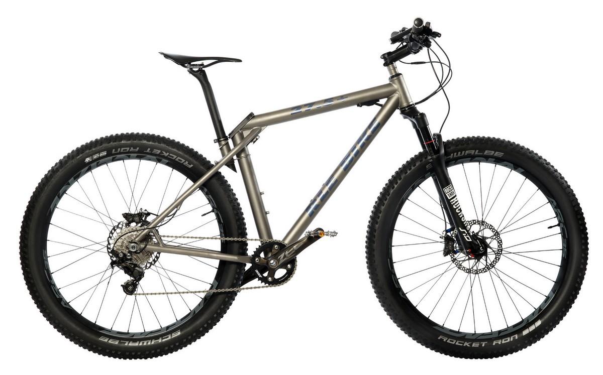 Электровелосипед RLE bike 27,5+ 2018