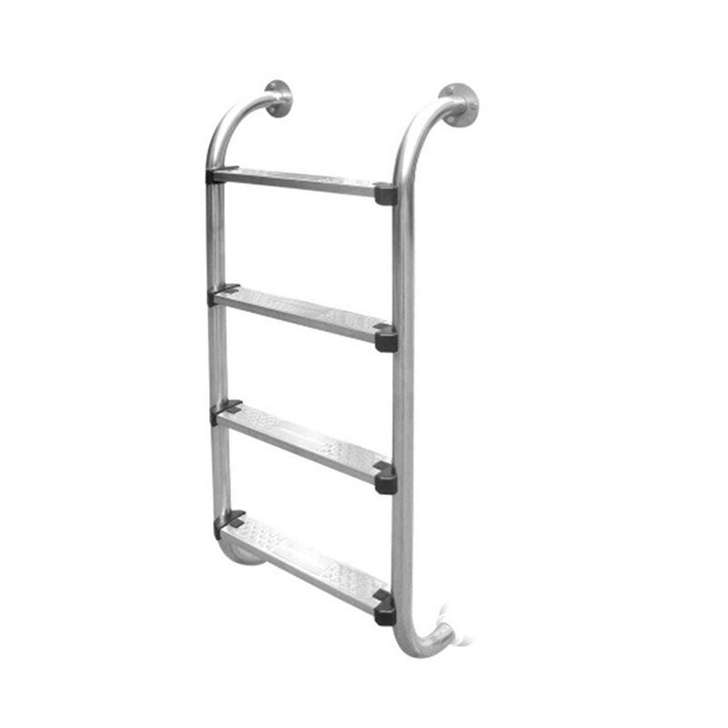 Купить Лестница AquaViva нижняя часть, 4 ступени BHK415-SR,