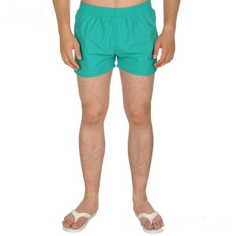 Шорты пляжные Speedo Fitted Leisure 13 quot; Watershort зеленые