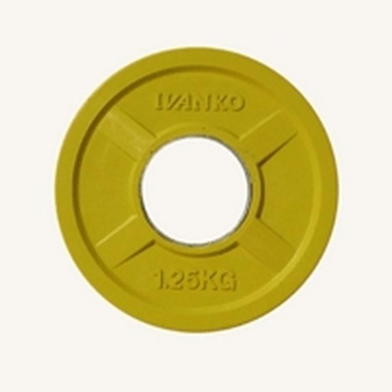 Купить Диск d51 мм Johns 1,25 кг DR71022 - 1,25С жёлтый,