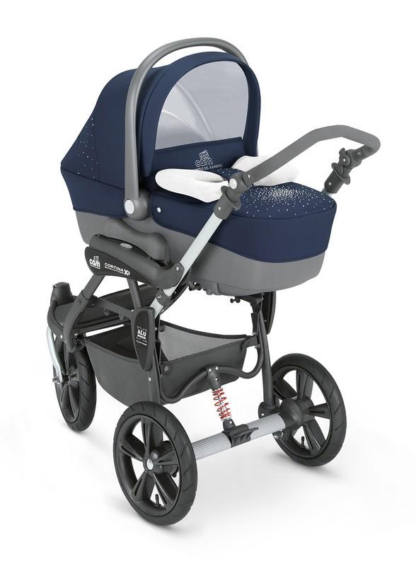 Детская коляска CAM Cortina Evolution X3 Tris Special детская коляска cam cortina evolution x3 tris special