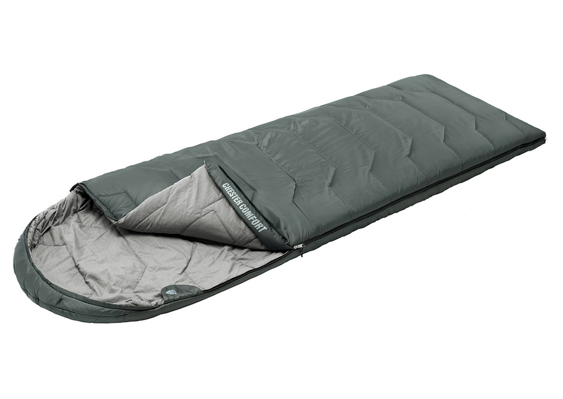 Спальник Trek Planet Chester Comfort 70375-R серый