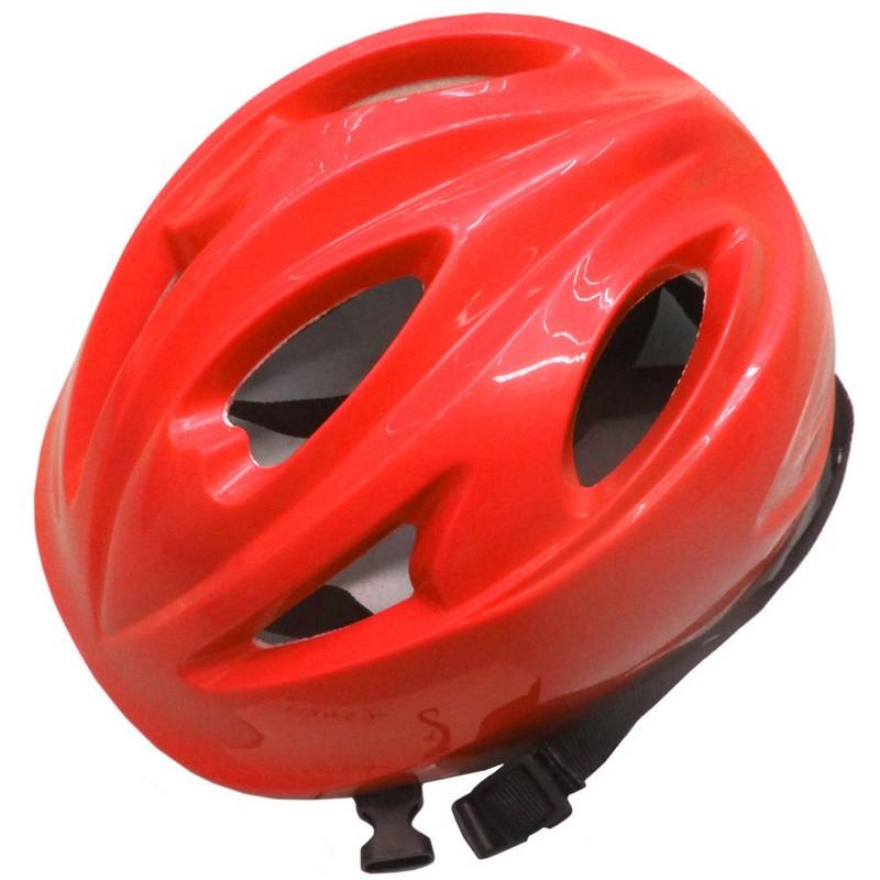 Купить Шлем велосипедный F18458 JR красный, NoBrand