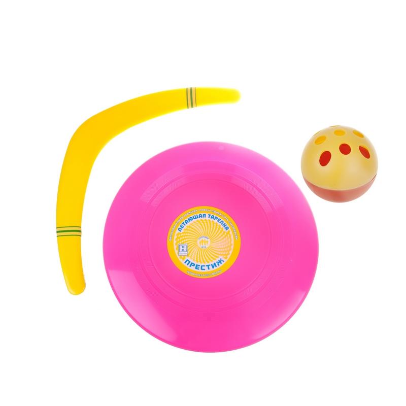 Купить Летающие игрушки FIT №5, NoBrand, Игры на свежем воздухе