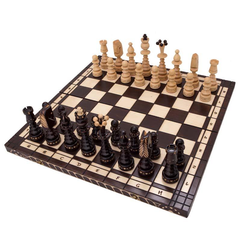 Шахматы + Шашки + Нарды Кинг 27 ваза 16 х 11 х 30 см