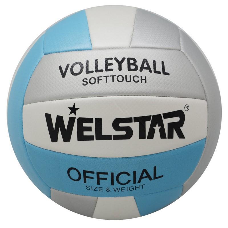 Купить Мяч волейбольный WelStar VMPVC4333B р.5,