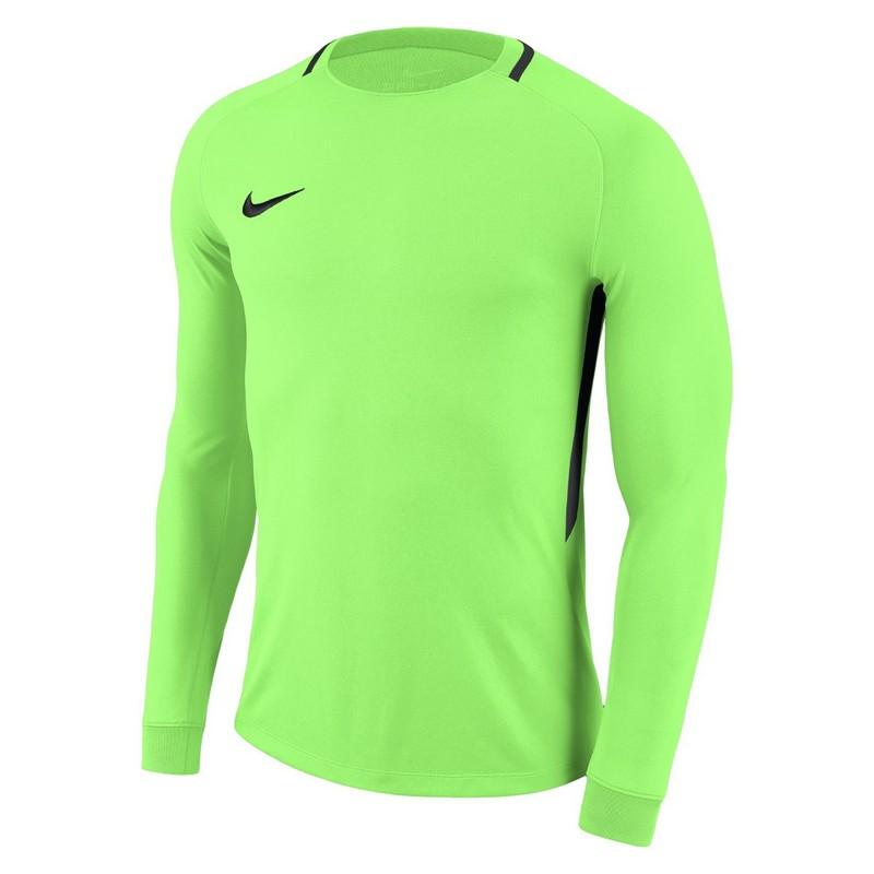 Свитер вратарский Nike Park Iii Jsy Ls Gk 894509-398 св.зеленый