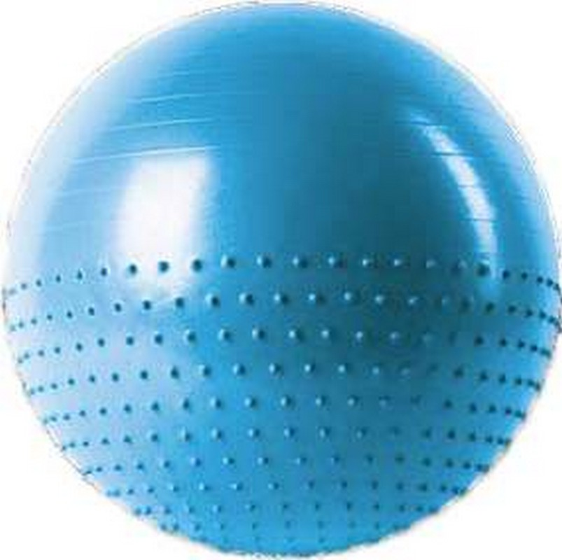 Мяч полумассажный 65 см Body Gym МЯЧ П/МАС.650