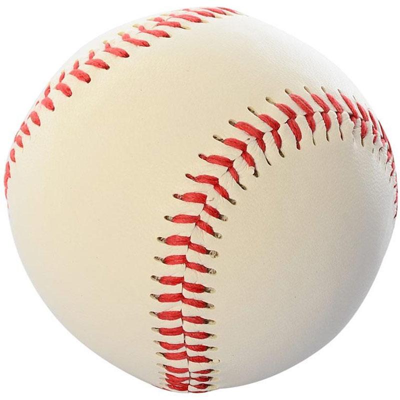Мяч бейсбольный (белый) C33674