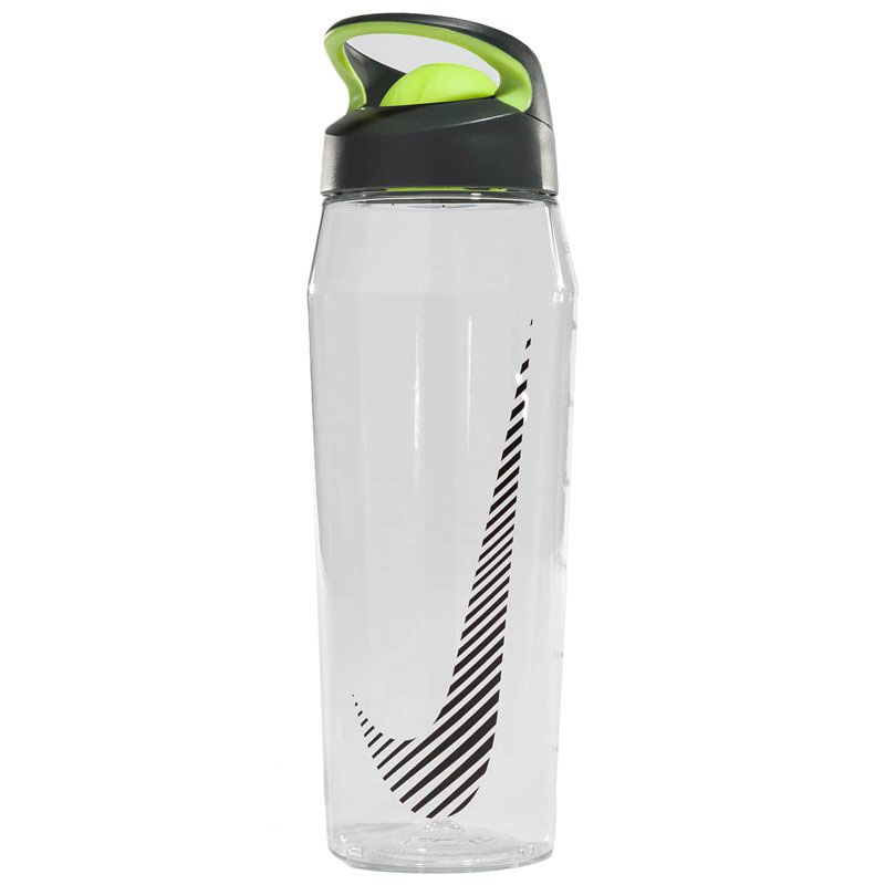 5e262161c66e Бутылка для воды Nike TR Hypercharge Rocker Bottle 32oz  clear volt anthraciite