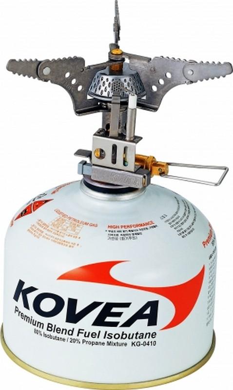 Горелка газовая Kovea Titanium Stove Camp-3 KB-0101 титановая