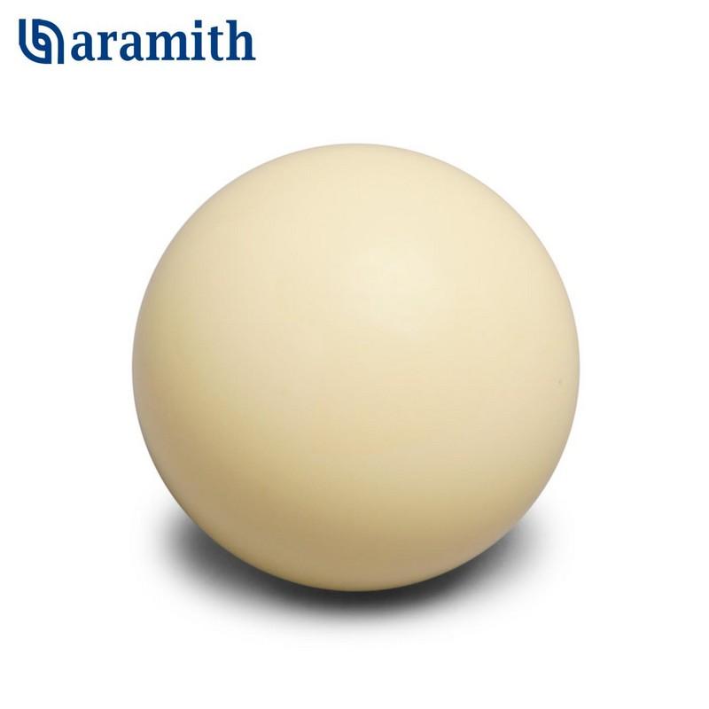 Купить Биток Aramith Crazy Snooker ø52,4мм белый,