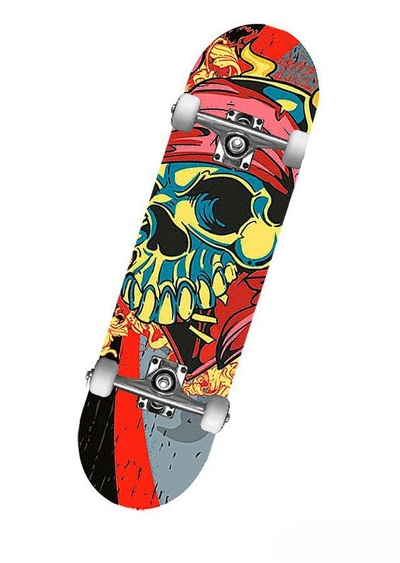 Скейтборд MaxCity MC Pirate