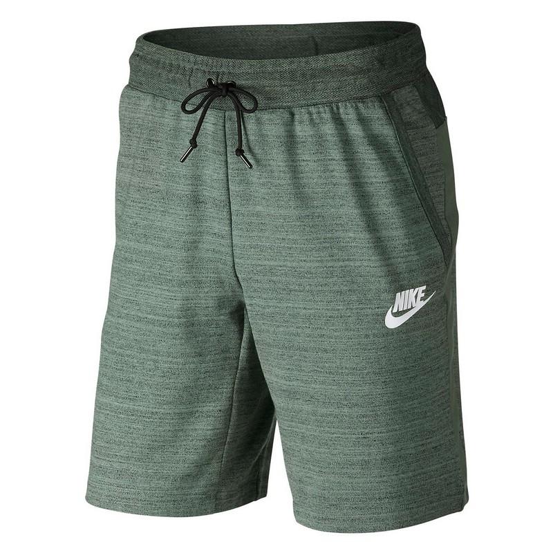Шорты мужские Nike M NSW AV15 Short Knit 885925-365 шорты nike шорты m nk flx short 5in distance