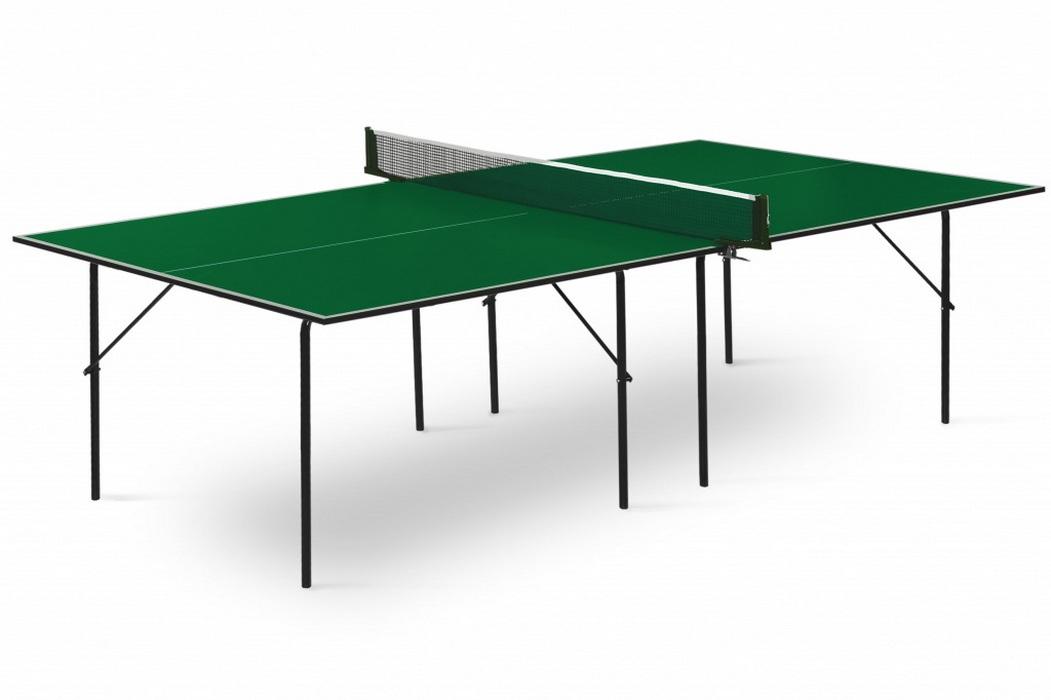 Купить Теннисный стол Start Line Hobby Light Green,