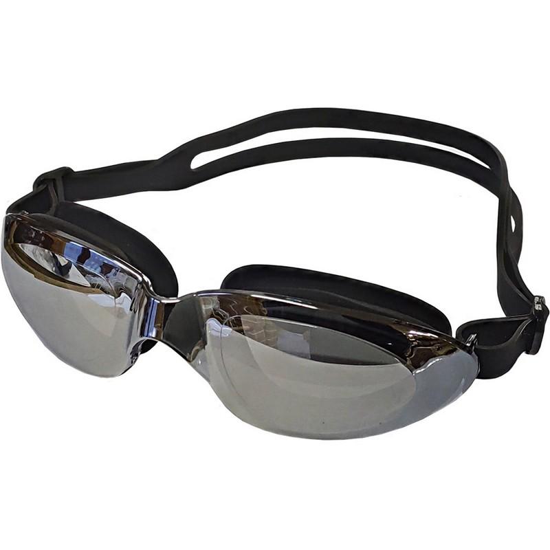 Купить Очки для плавания зеркальный B31538-8 Черный, NoBrand