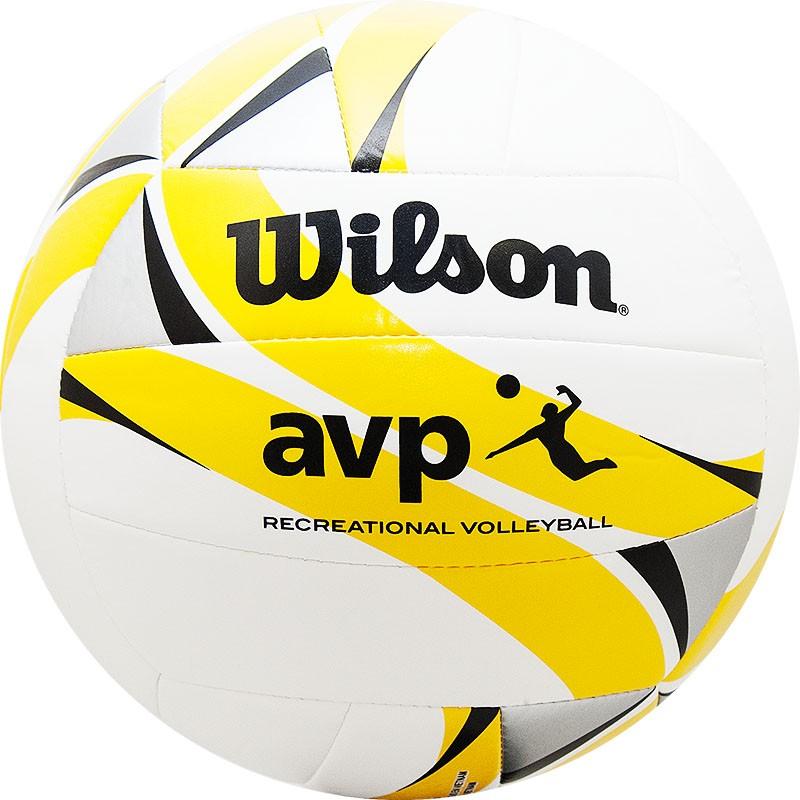 Мяч волейбольный Wilson AVP II Recreational WTH30119XB