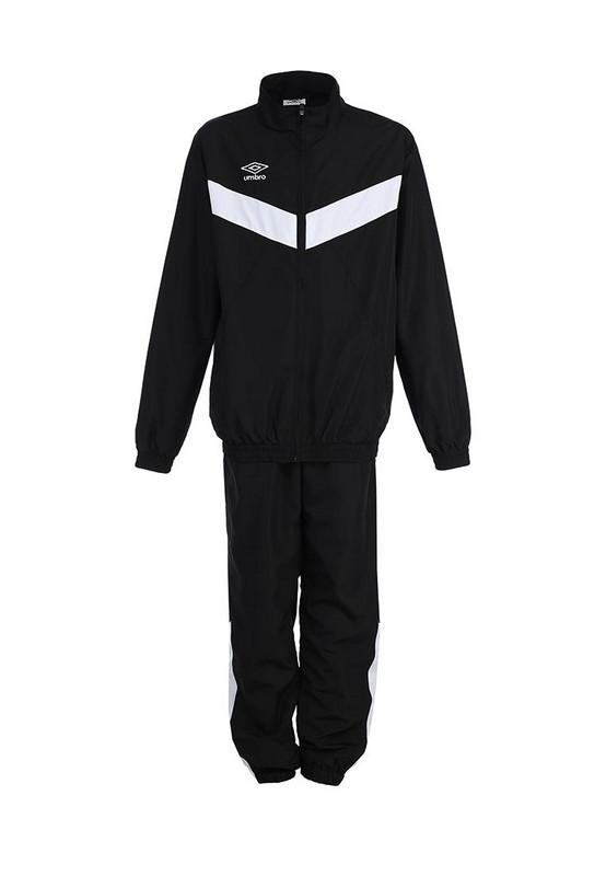 Костюм спортивный Umbro Unity Lined Suit мужской 463015 (661) чер/бел.