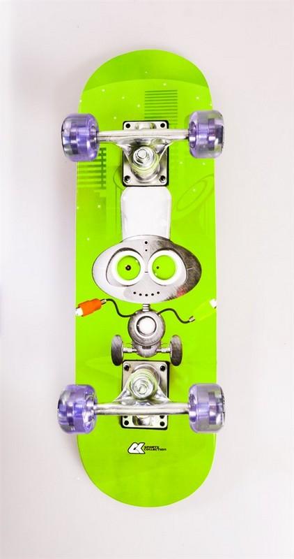 Скейтборд СК SC Megavolt Mini-board