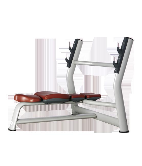 Купить Скамья для жима горизонтальная Bronze Gym H-023A,