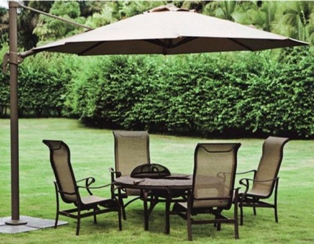 Садовый зонт Garden Way А002-3000 от GardenWay