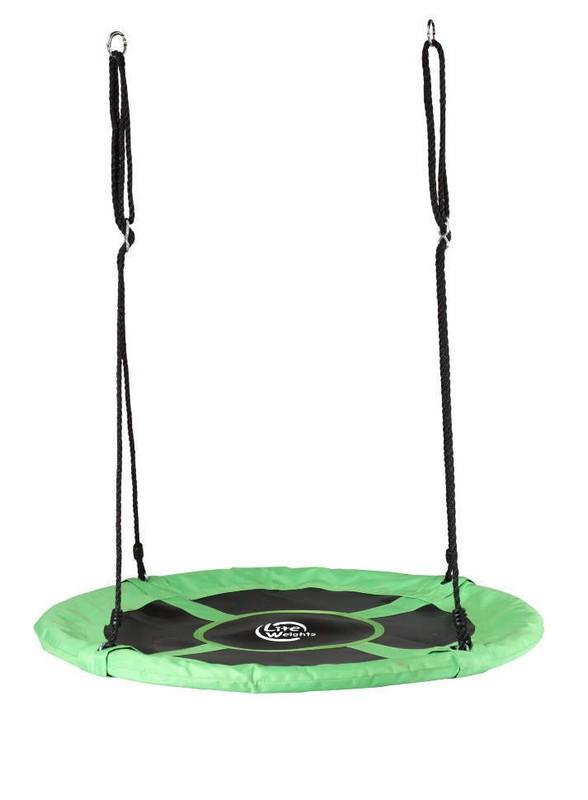 Купить Качели подвесные круглые d-110см Lite Weights 8803LW, Качели для улицы