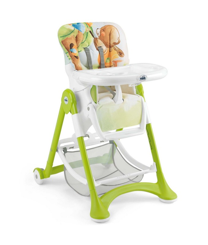Стульчик для кормления CAM Campione стульчики для кормления forest tummy