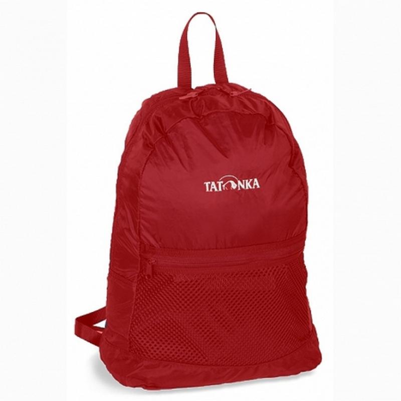 Рюкзак складной Tatonka Super Light, красный, 2216.015