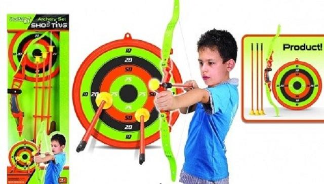 Набор лук+стрелы+мишень Far Near FN-TO481SET-08