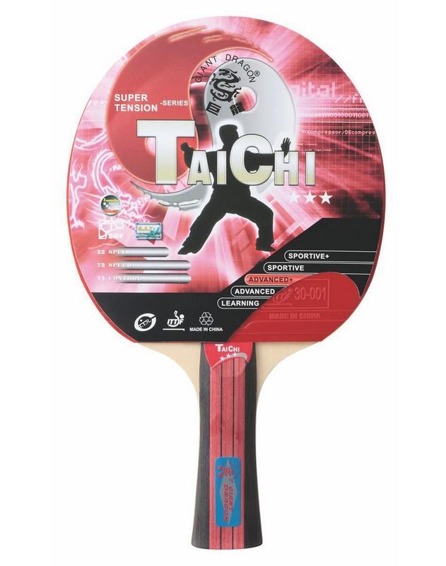 Ракетка для настольного тенниса Giant Dragon Taichi ракетка для настольного тенниса torneo tour plustable tennis bat ti b3000