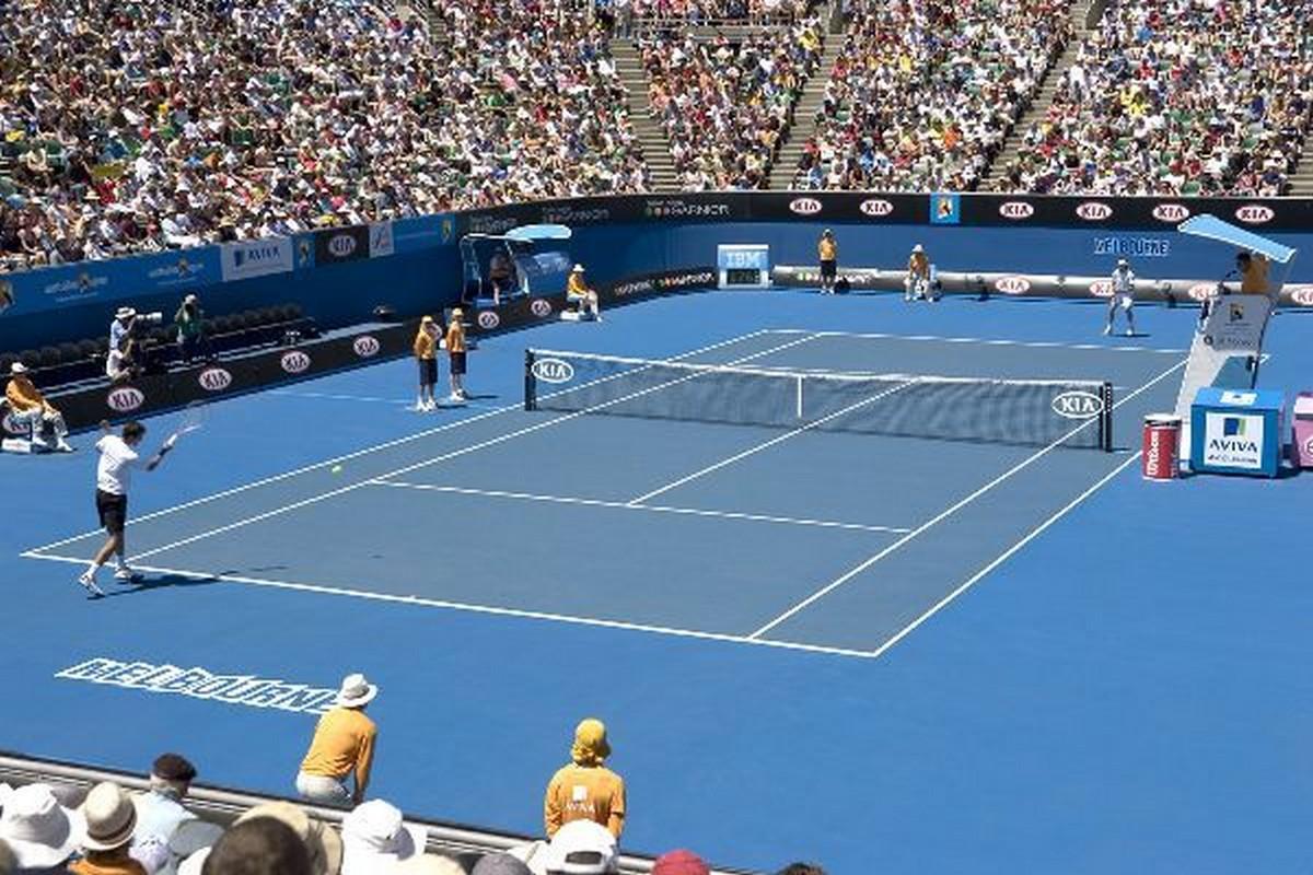 Купить Сетка для большого тенниса турнирная d4,0мм Atlet с тросом IMP-A512,