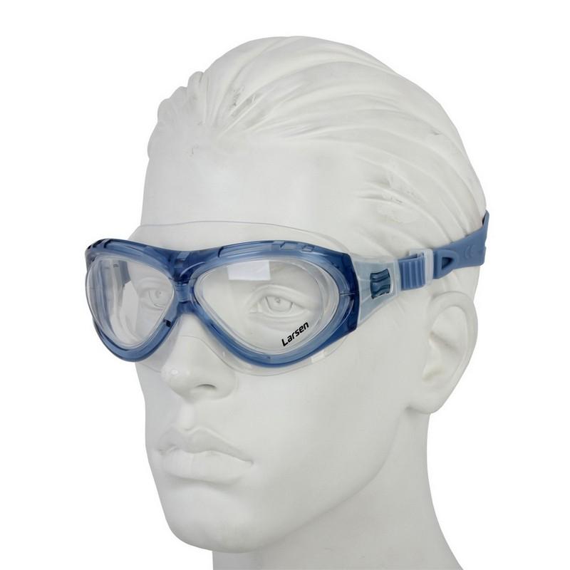 Очки плавательные Larsen К5 очки плавательные larsen s41